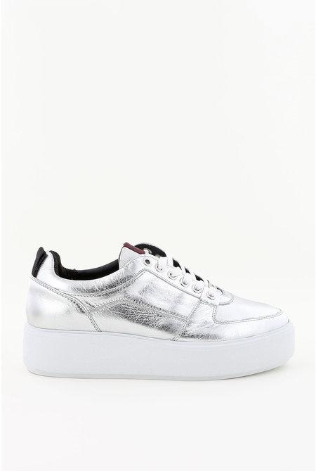 Nubikk sneakers Elise Blush zilver