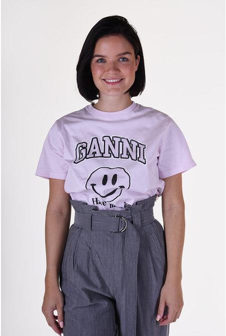 t-shirt T2605 roze