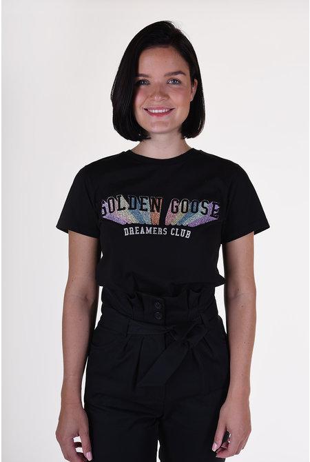 t-shirt Ania zwart