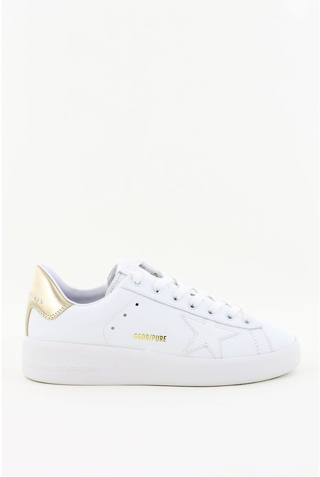 sneakers Pure Star wit/goud