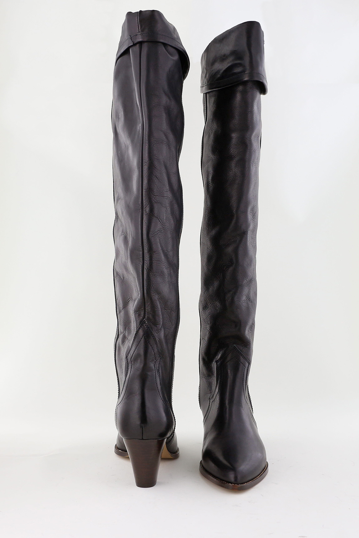 Isabel Marant Isabel Marant overknee laarzen Remko CD0035 20A041S zwart