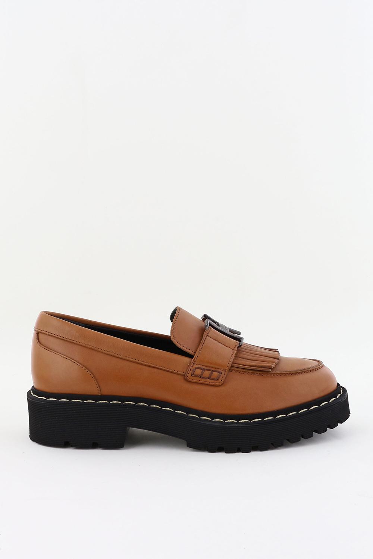 Hogan loafers HXW5430DH70O6LS003 cognac