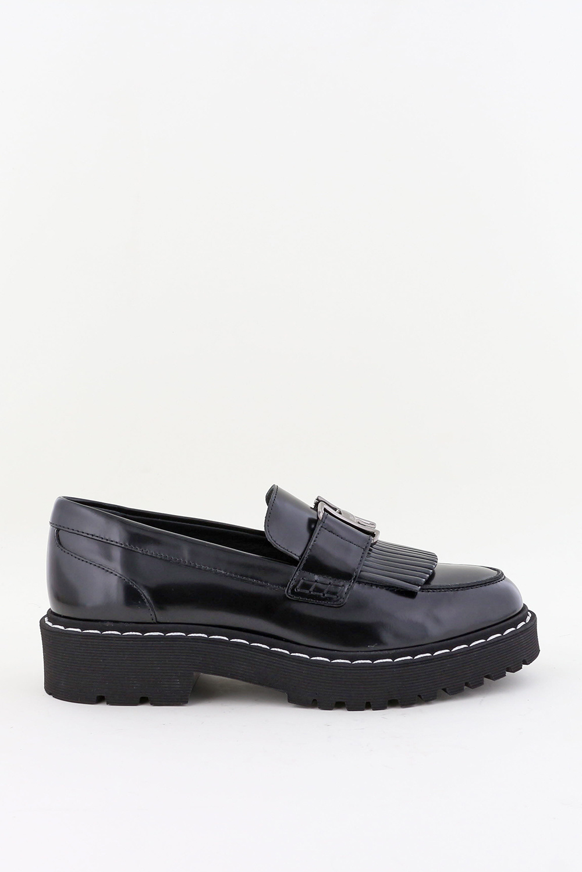 Hogan loafers HXW5430DH701QAB999 zwart