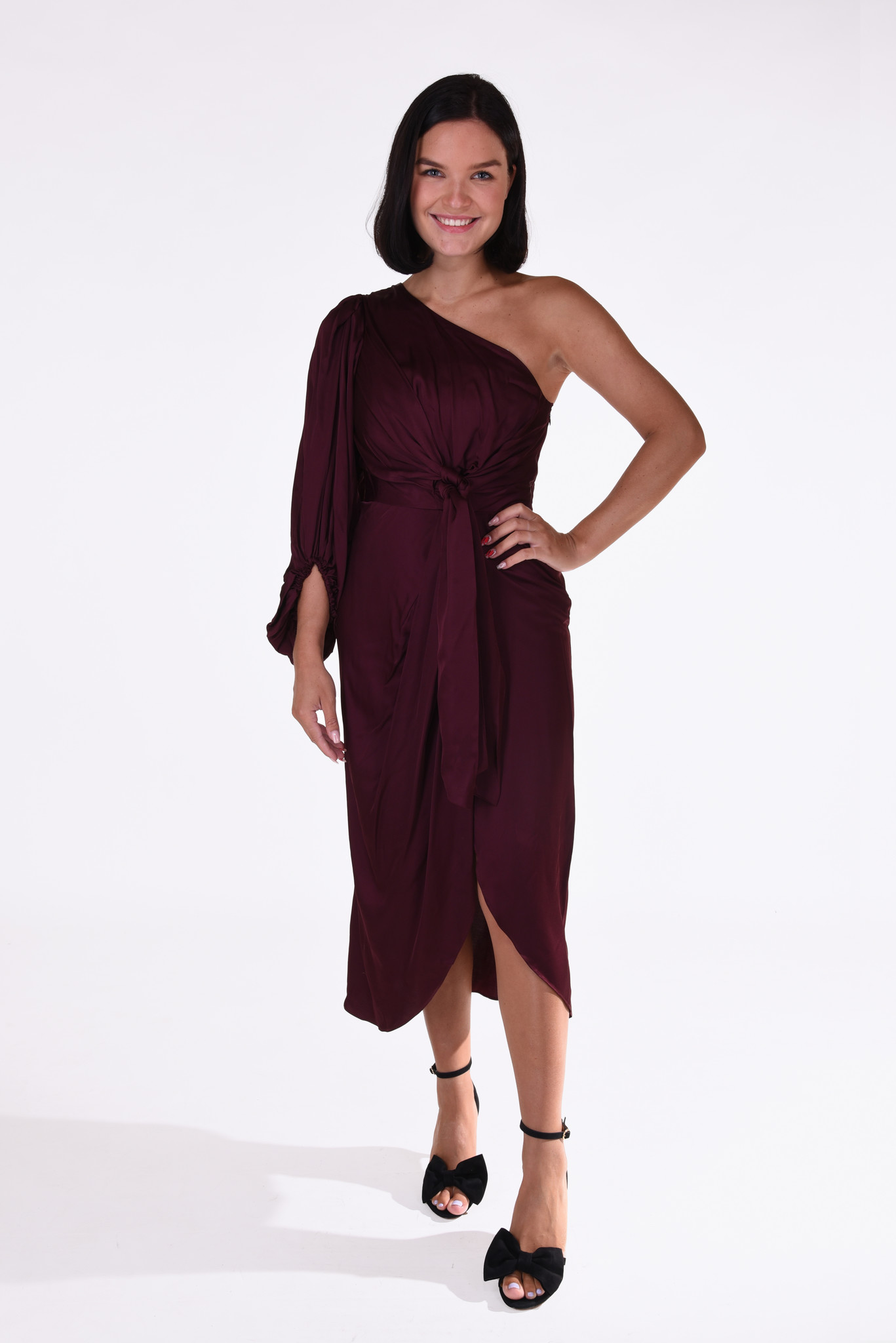 By Malina jurk Leontine 2180950 rood