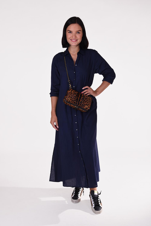 Xirena jurk Boden X05411 blauw