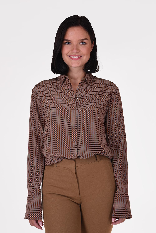 Joseph blouse Bold JF004906 bruin