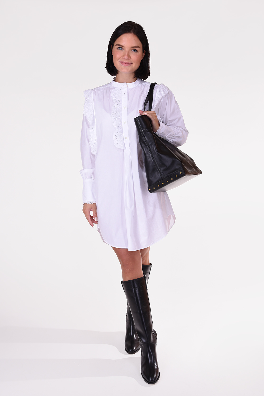 Isabel Marant jurk Orsenia RO1720-20A069E wit