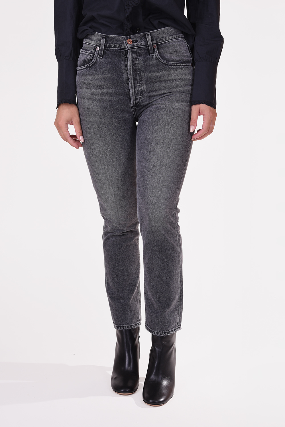 Citizens of Humanity jeans Charlotte 1731B-830 grijs
