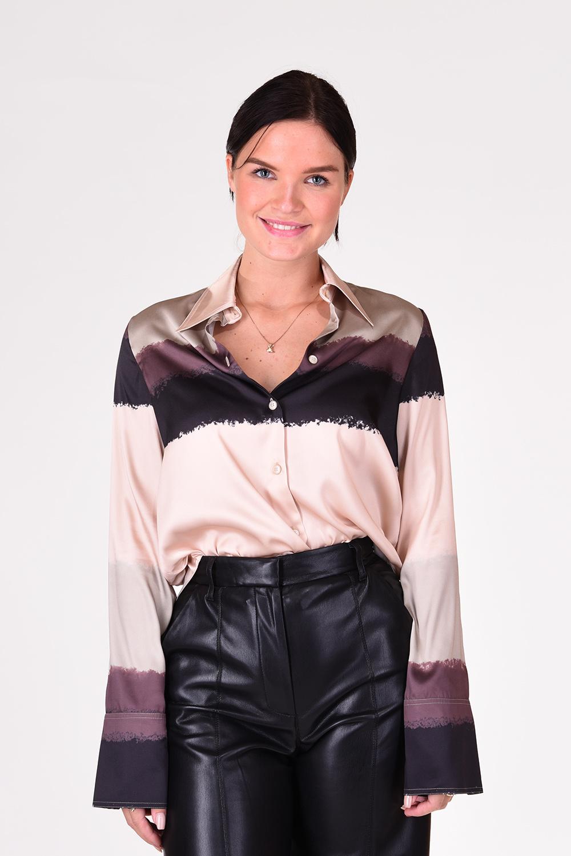 Nanushka blouse Anura NW20FWTP05078 multi