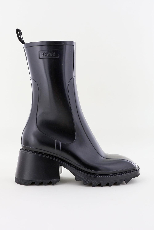Chloe korte laarzen Betty CHC19W239G8001 zwart