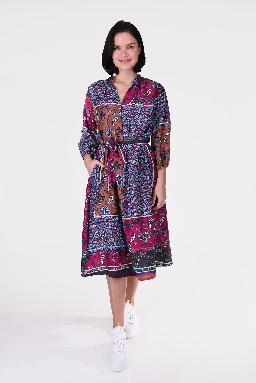 Xirena jurk Shelby Southern X06443 mutlicolour