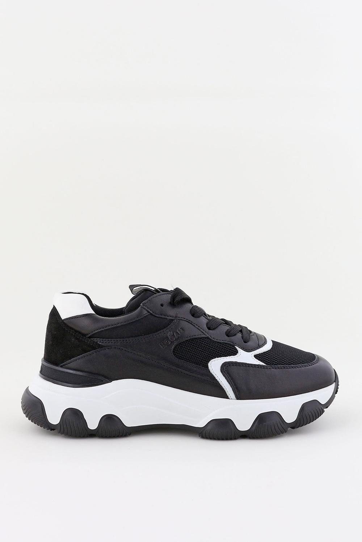 Hogan sneakers Hyperactive HXW5400DG60ONY0002 zwart