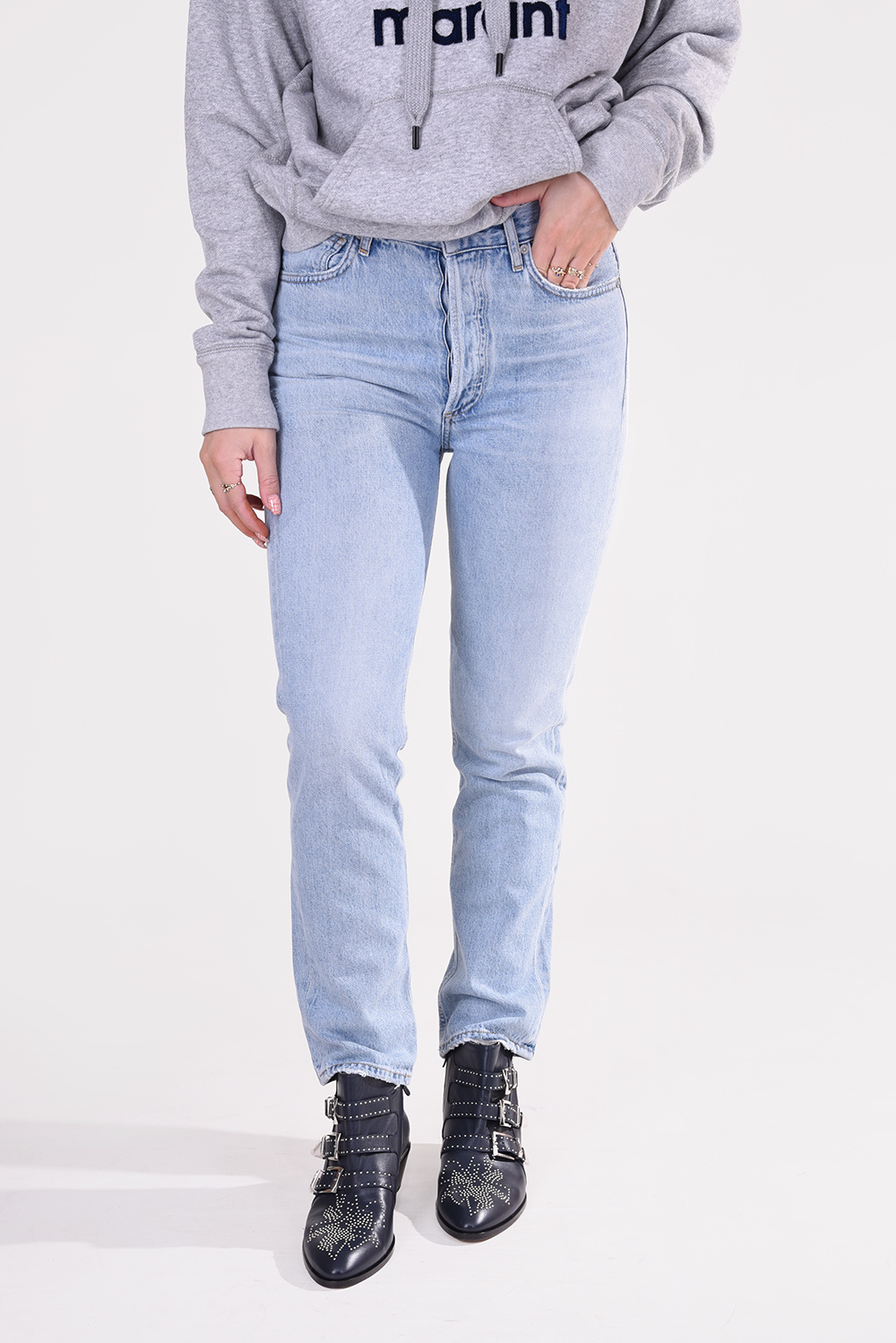 Citizens of Humanity jeans Charlotte 1731-1147 blauw