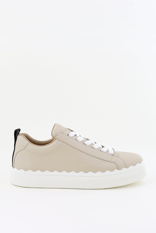 Chloe sneakers Lauren CHC19S10842 beige