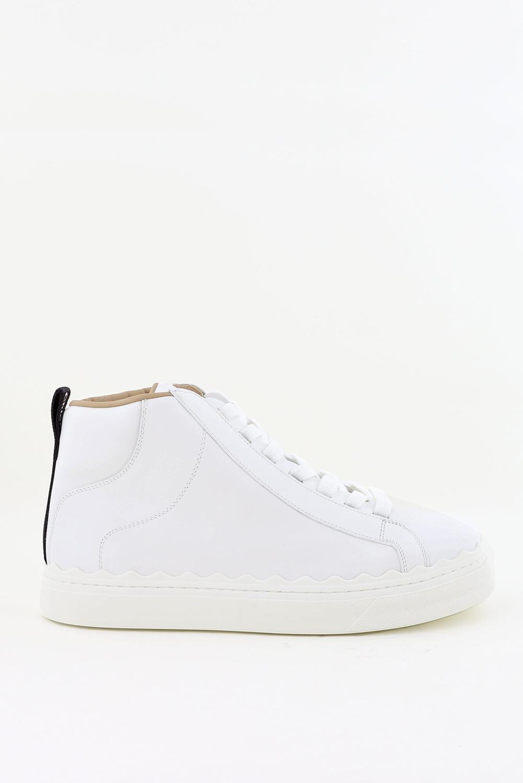 Chloe sneakers Lauren CHC21S41342 wit