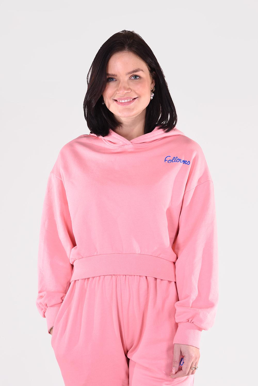 Follovers trui Kylie roze
