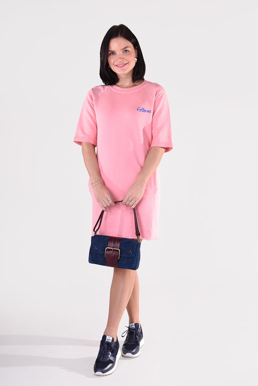 Follovers jurk Kris roze