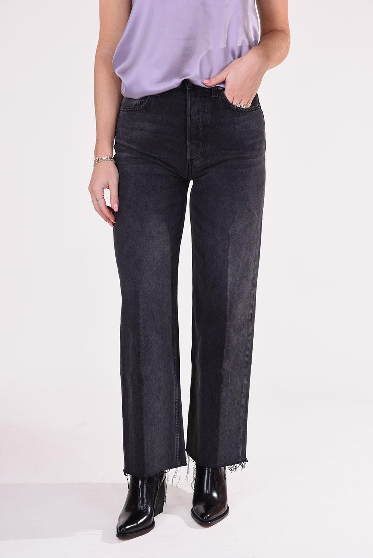 Boyish jeans Charley 110043 zwart