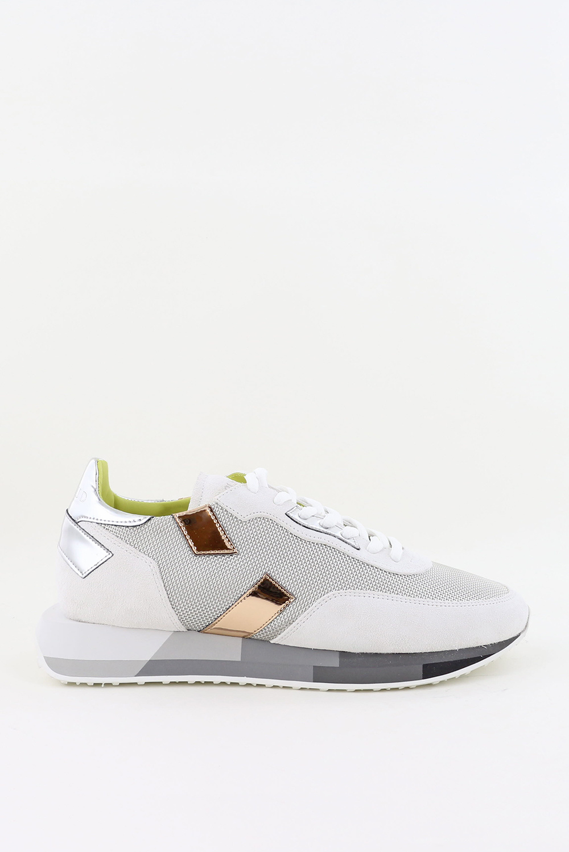 Ghoud sneakers Rush RMLW-WM09 zilver