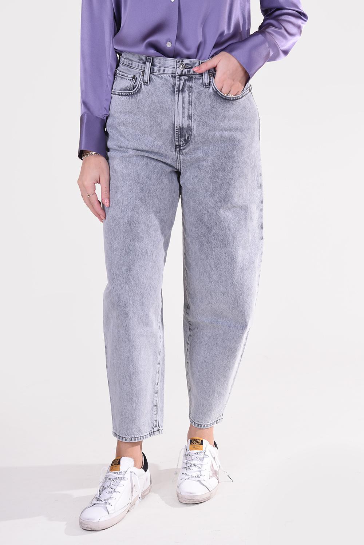 Agolde jeans Balloon A158-1157 grijs