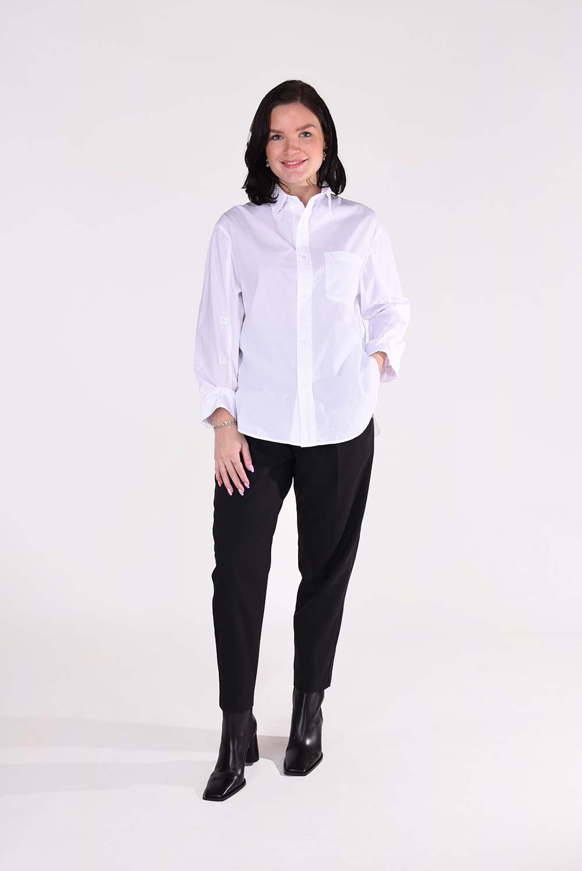Citizens of Humanity blouse Kayla 9103-741 wit