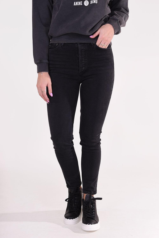 Agolde jeans Nico A093 1286 zwart