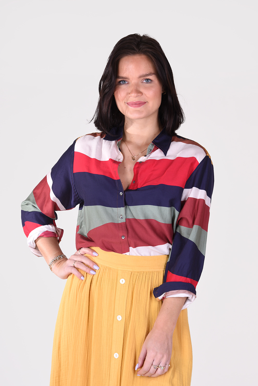 Xirena blouse Beau X05542 multicolour