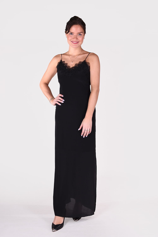 Magali Pascal jurk Loretta D15 zwart