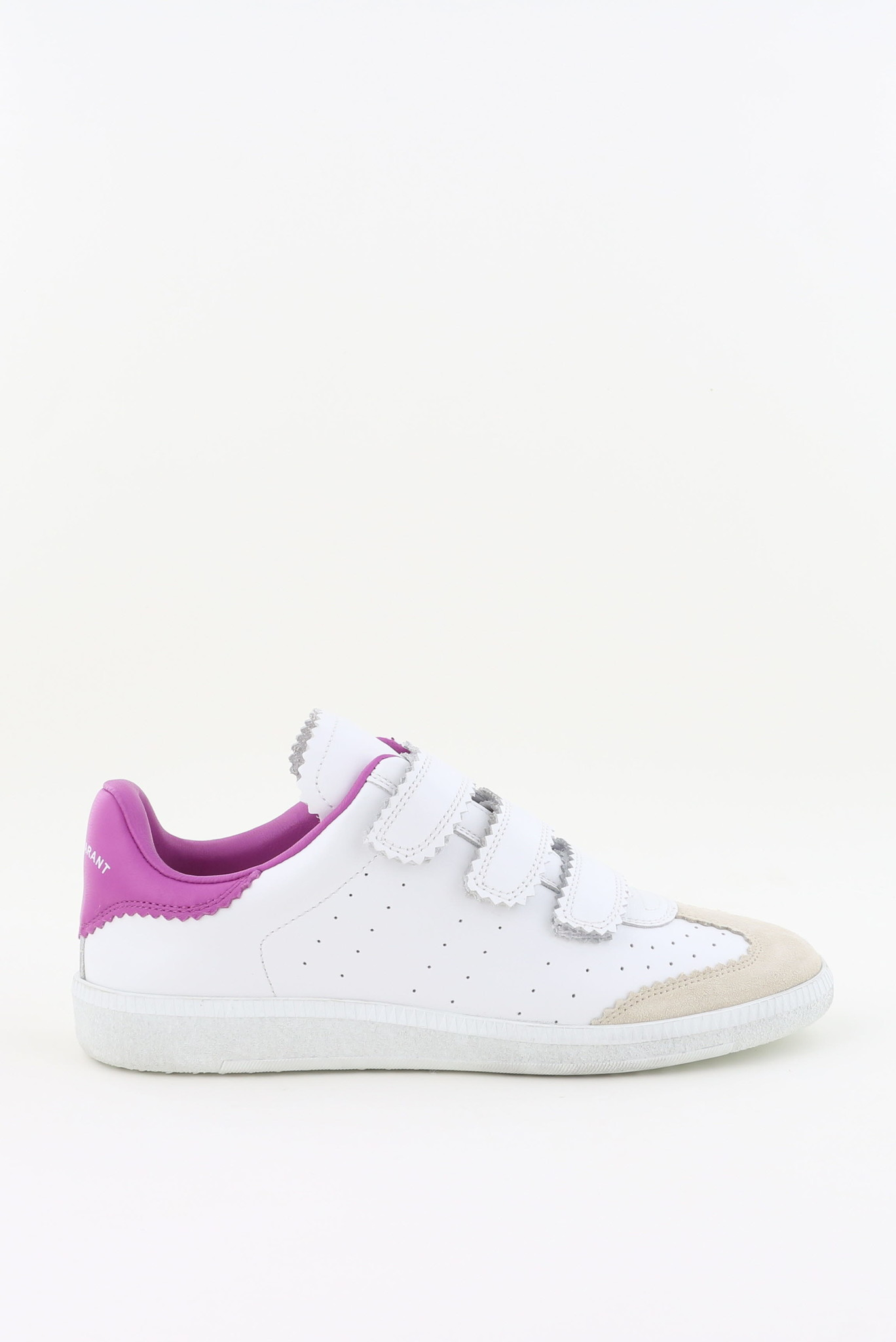 Isabel Marant sneakers Beth BK0031-21P041S roze