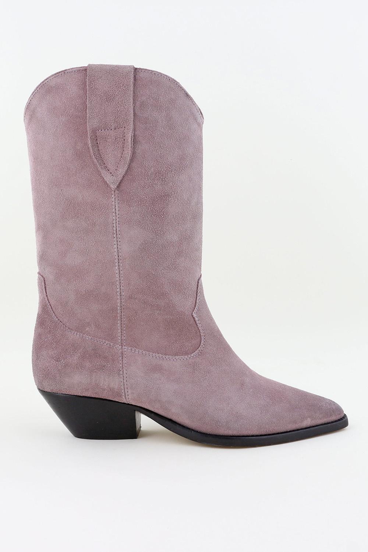 Isabel Marant laarzen Duerto BO0448-21P012S roze