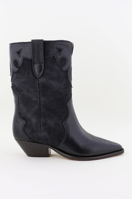 Isabel Marant laarzen Duoni BO0635-21P011S zwart