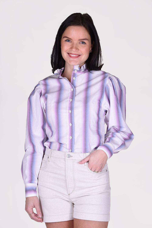 Isabel Marant blouse Jancis CH0709-21P025E roze