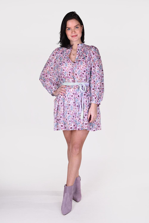 Isabel Marant jurk Virginie RO1519-21P009E ecru