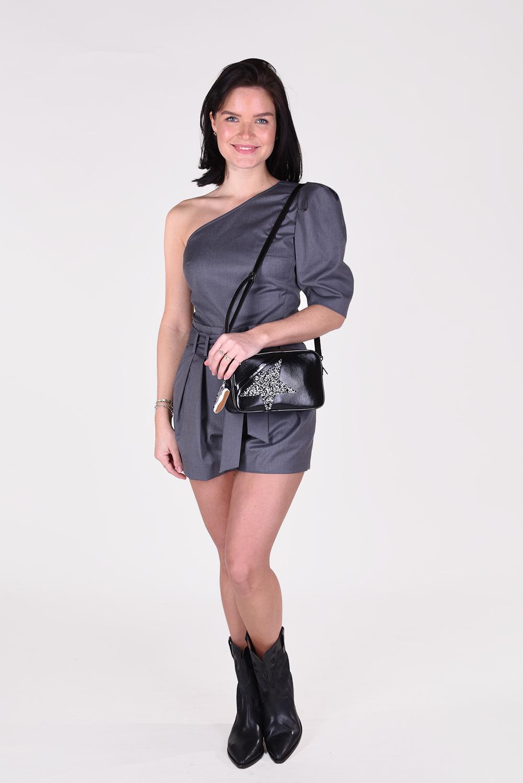 IRO jumpsuit Laurena WP29LAURENA grijs