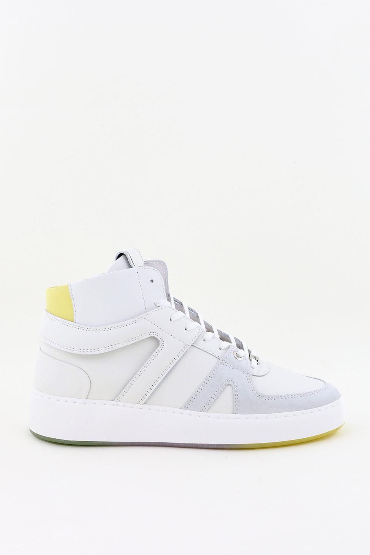 Nubikk sneakers Jiro Dunk 21041701 wit