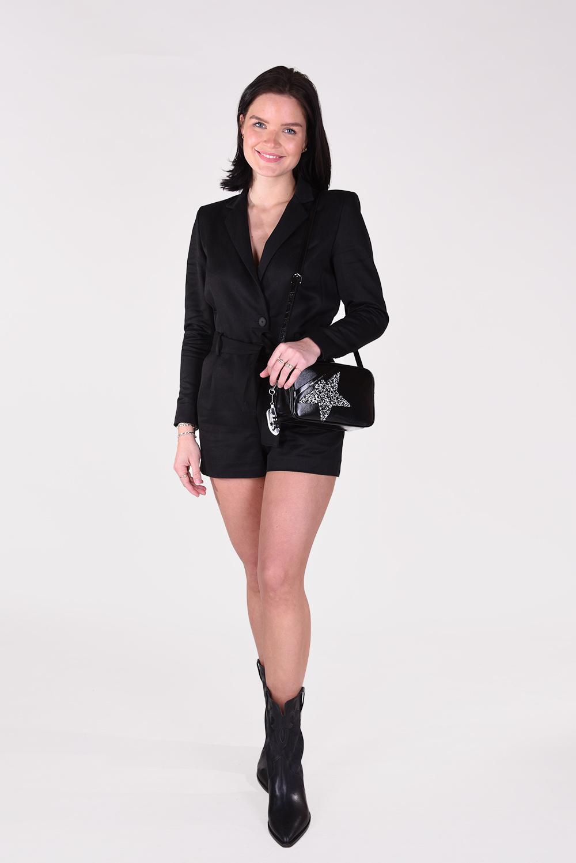 IRO jumpsuit Hana WP29HANA zwart