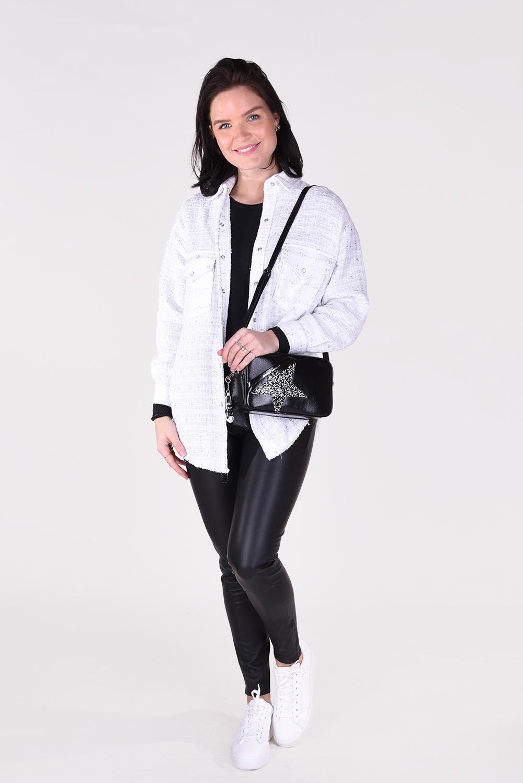 IRO blouse Minko WP100MINKO wit