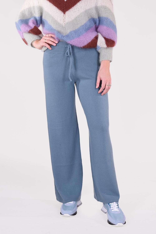 Lisa Yang broek Sofi 202143 blauw