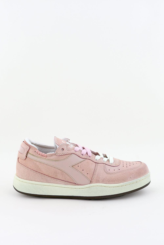 Diadora Heritage sneakers Mi Basket Row Cut 201.177897 roze