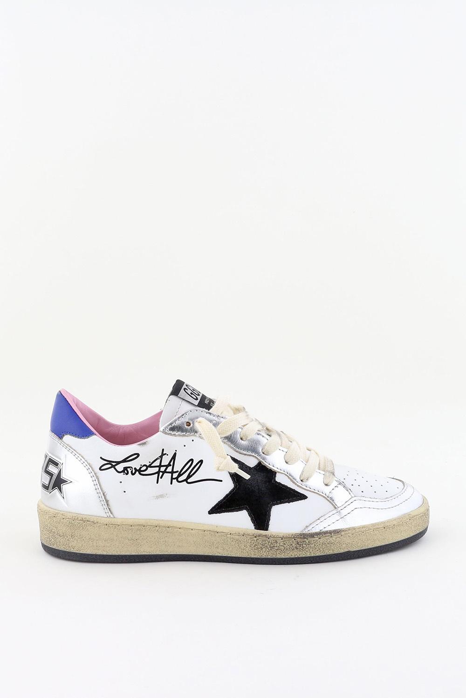 Golden Goose sneakers Ballstar GWF00117.F000267 wit