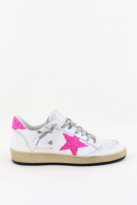 Golden Goose sneakers Ballstar GWF00117.F001034 wit