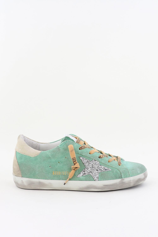 Golden Goose sneakers Superstar GWF00102.F001009 groen