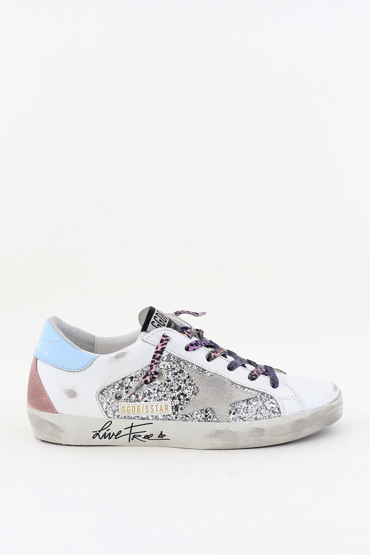 Golden Goose sneakers Superstar GWF00104.F000284 zilver