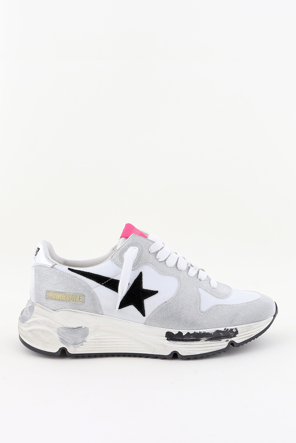 Golden Goose sneakers Running Sole GWF00126.F001058 wit