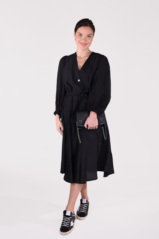 Forte_Forte jurk 8071 zwart