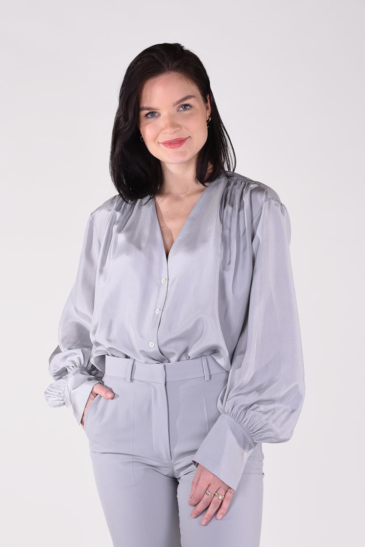 Joseph blouse Bary JF005254 grijs
