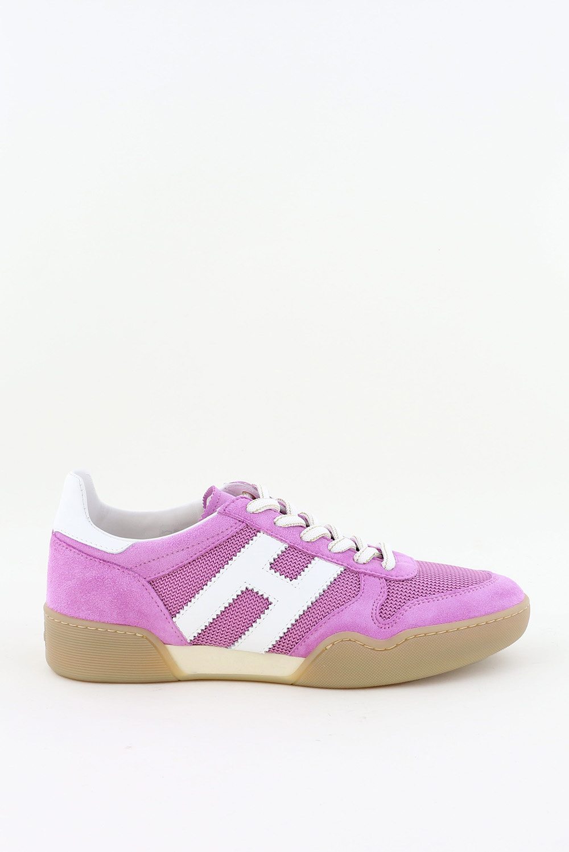 Hogan sneakers HXW3570AC40 paars