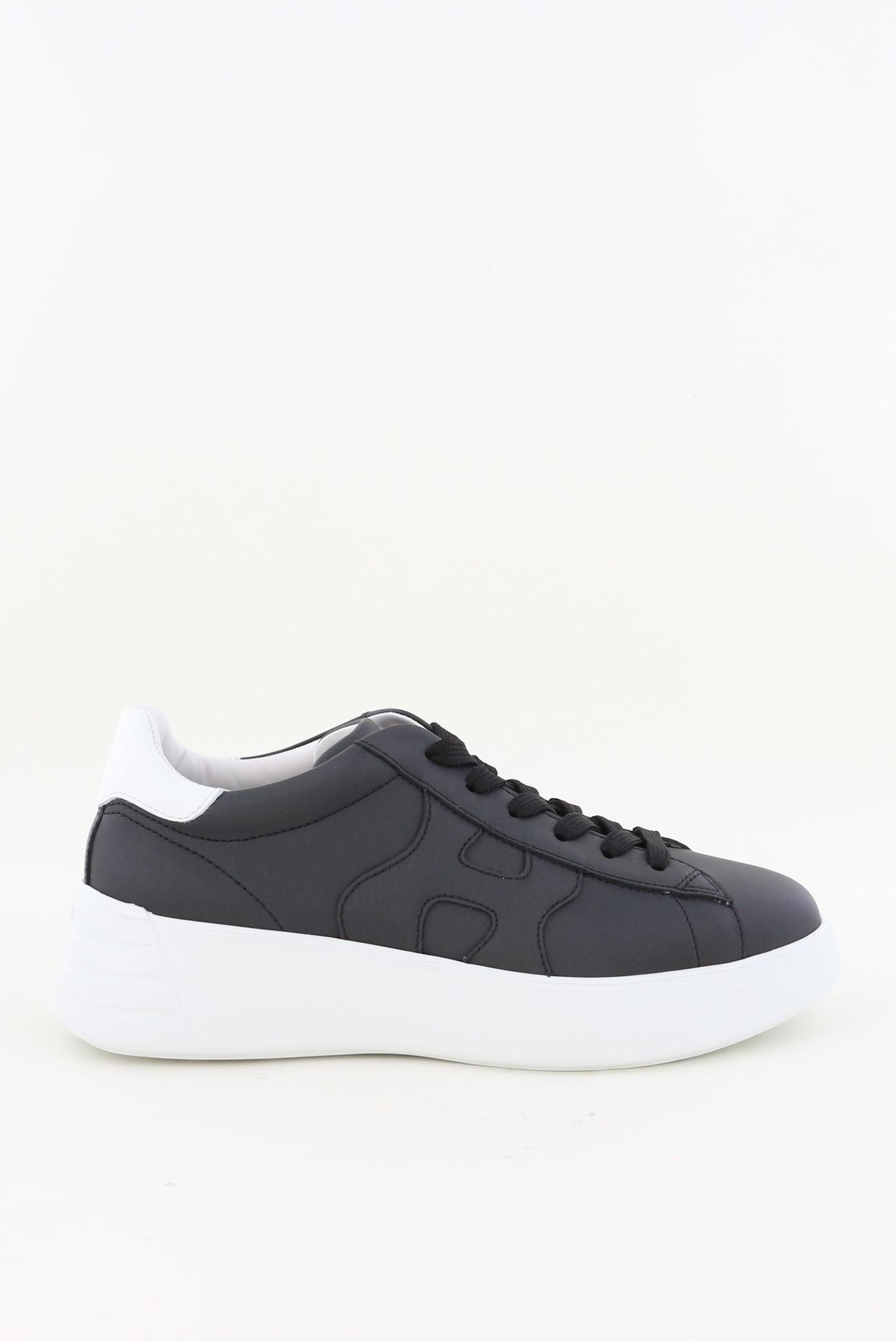 Hogan sneakers Rebel HXW5620DN60 zwart
