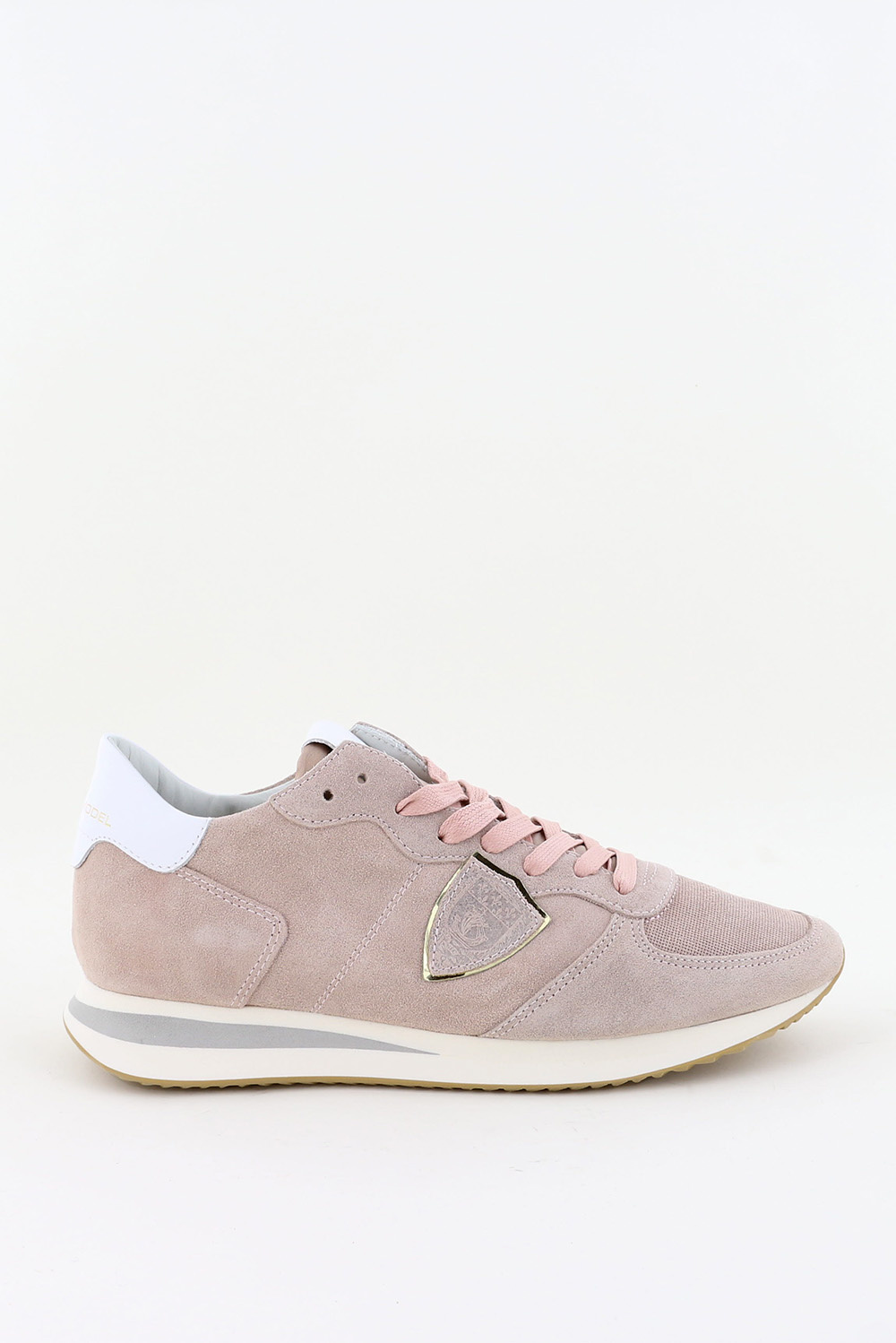Philippe Model sneakers TRPX TZLD-DS08 roze