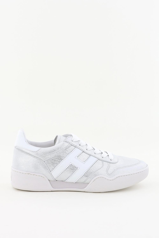 Hogan sneakers H357 HXW3570AC40N1R0906 zilver